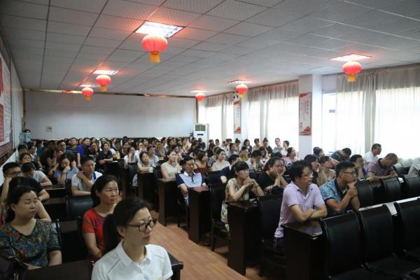 提高医疗质量,防范医疗风险 ——荆门市口腔医院开展《医疗纠纷与应对措施》全员培训